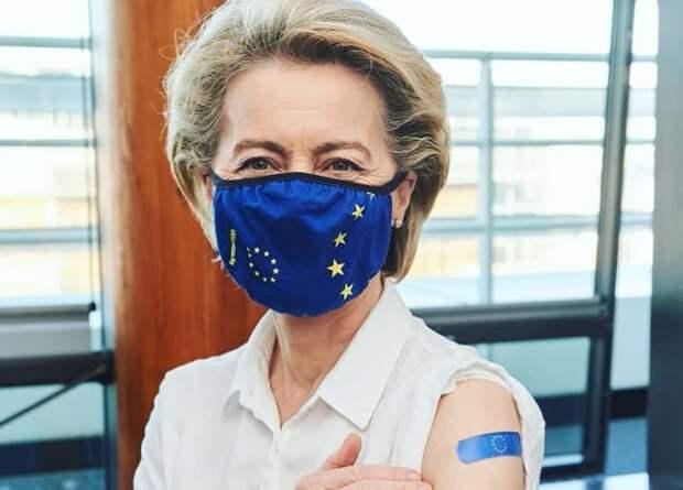 В ЕС объяснили причину задержки одобрения «Спутника V»