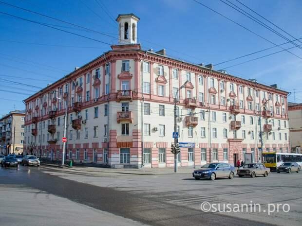 Движение транспорта ограничат 19 сентября по улице Пушкинской в Ижевске