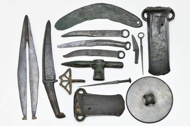 Парадоксы археологии. Почему сначала был бронзовый век и только потом железный?