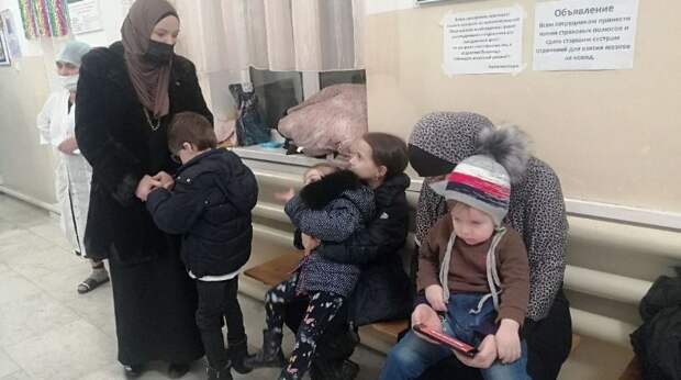 50 детей доставили в больницу Буйнакска с отравлением