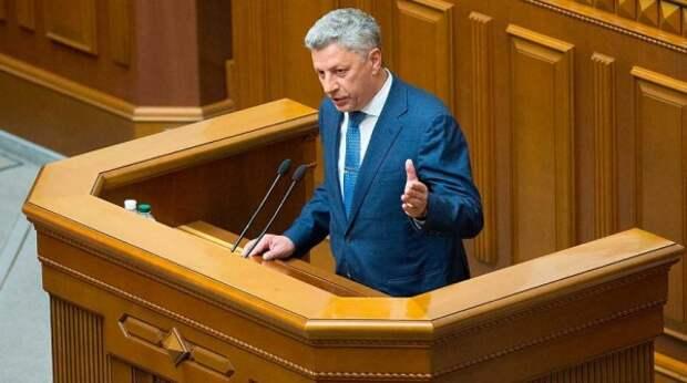 Депутат Рады призвал вернуться к прямым поставкам газа из России