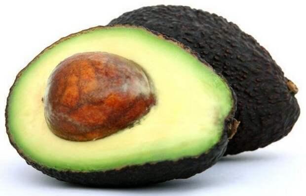 Авокадо: вкусно и полезно.