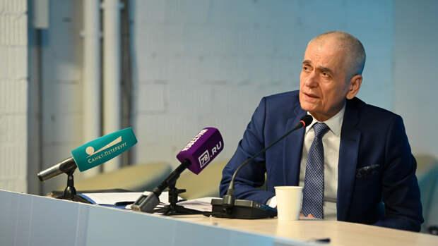 Онищенко оценил антикоронавирусные рекомендации Роспотребнадзора на майские выходные