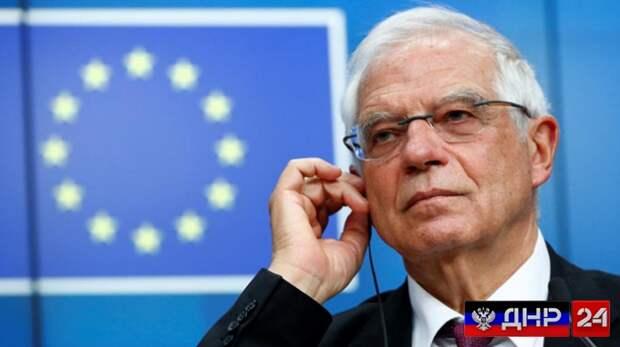 Верховный представитель Евросоюза выразил желание посетить Донбасс