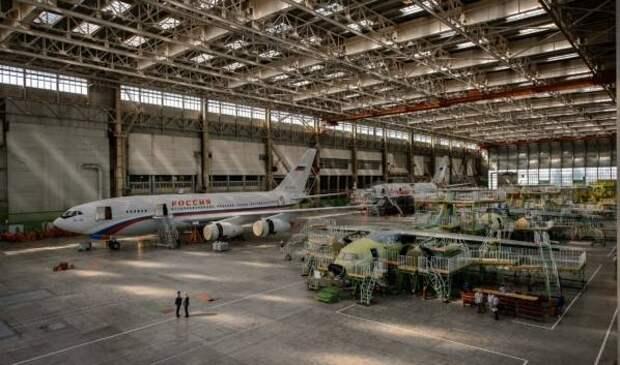 Воронежский Ил-96-400М не пойдет в серийное производство