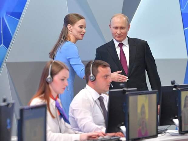 Александр Росляков. Прямая линия: 5 самых ярких ответов Путина и 5 самых злых вопросов к нему.