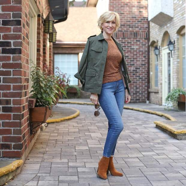 Уроки стиля от модного блогера Деборы Боланд   Deborah Boland: 10 способов выглядеть модно женщине элегантного возраста