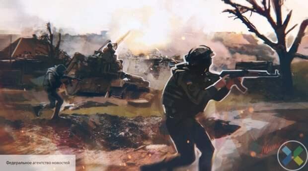 Сколько пострадало человек в результате обстрела Горловки бойцами ВСУ