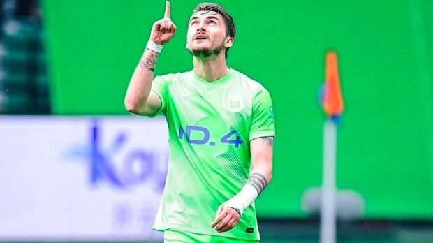 Нападающий «Динамо» Филипп хочет остаться в «Вольфбсурге»