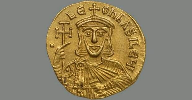 Лев V Армянин - император, который сражался до последнего.