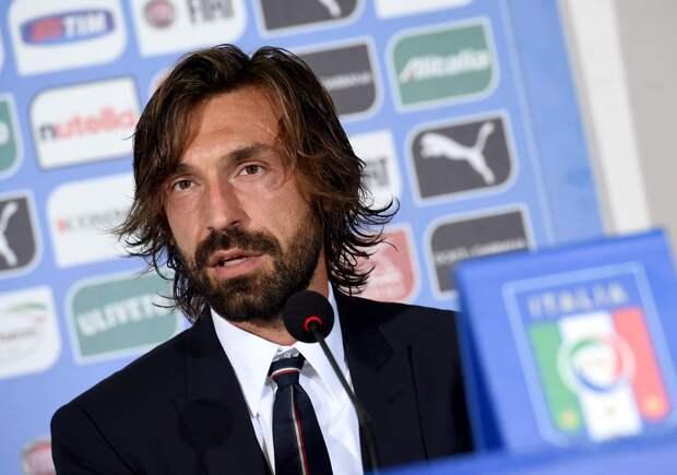СМИ: матчи с «Торино» и «Наполи» решат судьбу Пирло в «Ювентусе»