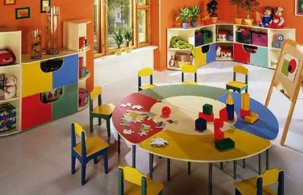В детских садах Невского района изменится поставщик питания