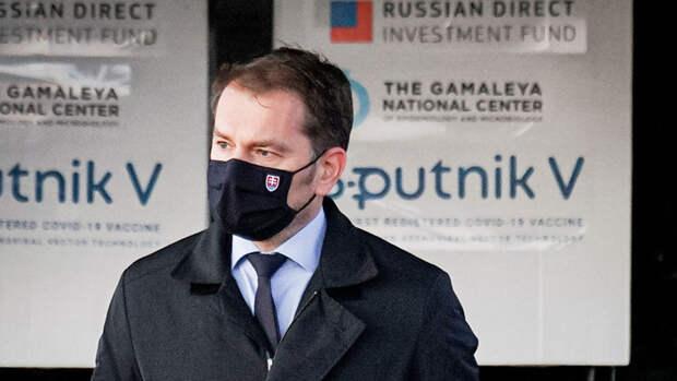 Голос Мордора: Премьер Словакии заплатил за спасение страны своим постом