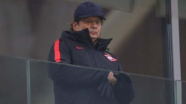 В списке кандидатов на пост главного тренера «Спартака» будет не больше 5 человек