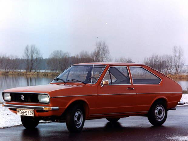 Знакомство с Audi 80 Часть 1. Audi 80 B1 (1973-1978)