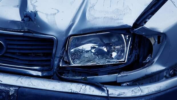 Жителя Подольска задержали за порчу припаркованного автомобиля