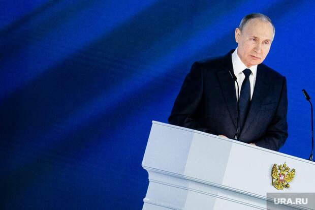 Путин назвал бегством уход США изАфганистана