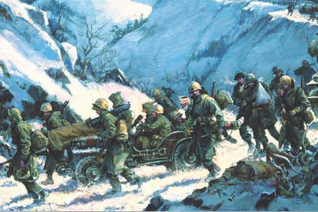 Битва при Чосинском водохранилище