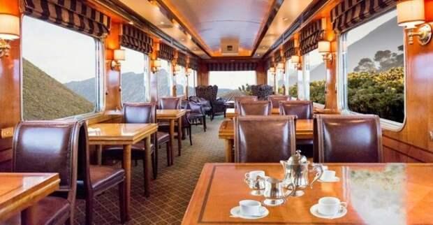 7 самых роскошных поездов в мире