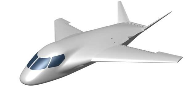 ЦАГИ разрабатывает легкий многоцелевой самолет для региональной авиации
