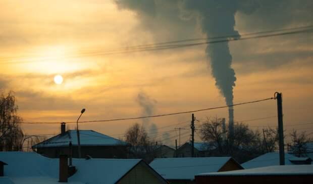 Метеорологи предупредили тагильчан о смоге в морозы