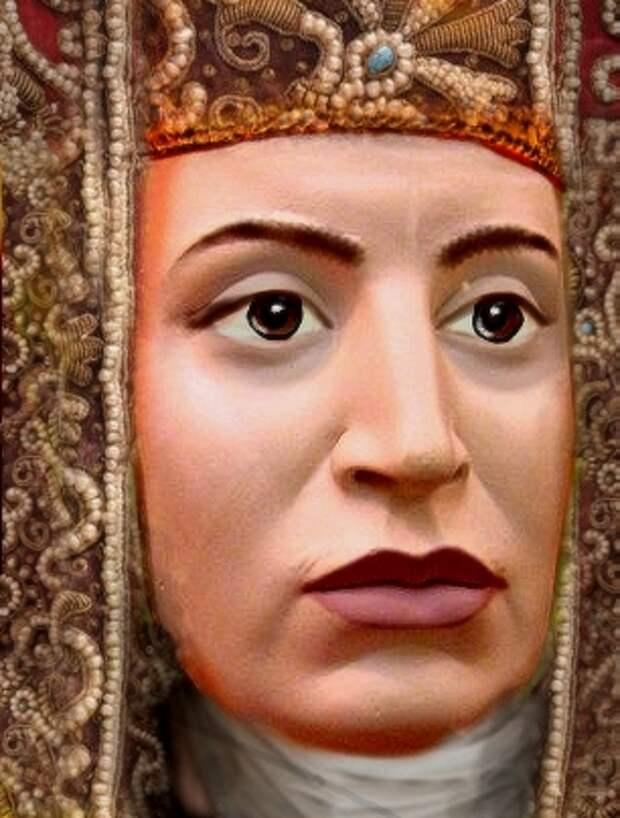 Софья Палеолог. Реконструкция по черепу С. Никитина