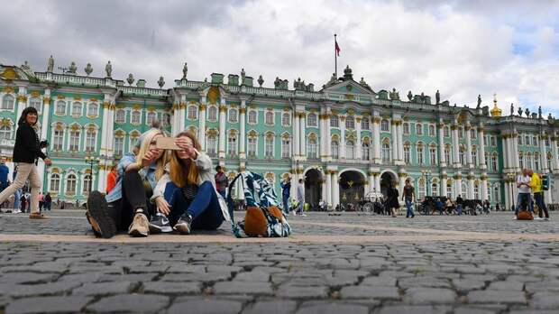 Акцию «Гостеприимный Петербург» высоко оценили почти 80% участников