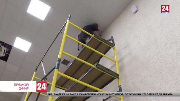 В сёлах северного Крыма ремонтируют Дома культуры