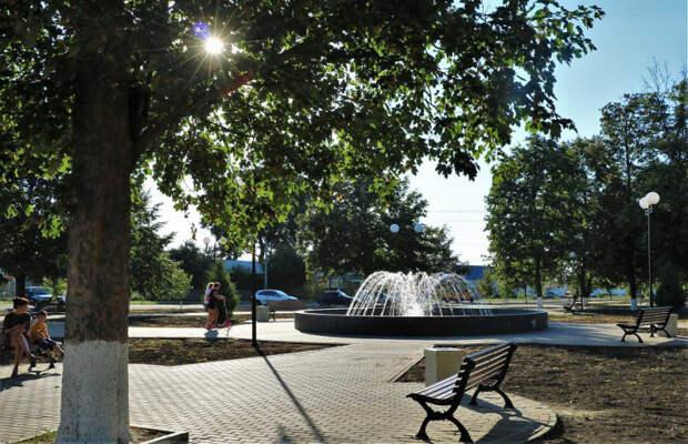 В Тихорецком районе открыли после реконструкции парк