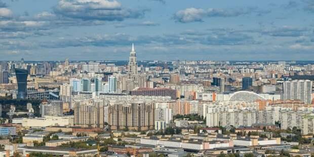 Москва просто обязана быть лучше других – Собянин / Фото: М.Мишин, mos.ru