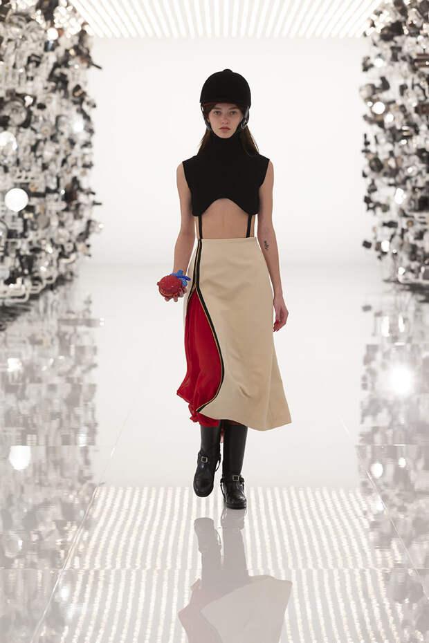 Показ, который мы запомним надолго: коллаборация с Balenciaga и оммаж Тому Форду в коллекции Gucci