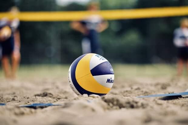 На стадионе «Перспективы» состоится мини-турнир по волейболу