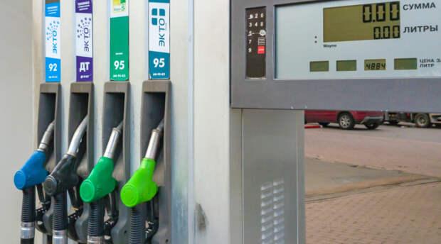 Ажиотаж на заправках в Абхазии привел к отсутствию бензина