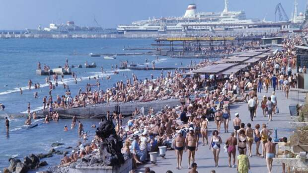 Российские курорты фиксируют значительный рост спроса на отдых