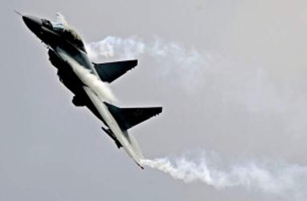 Неизвестные МиГ-29 резко подняли ставки в ливийском конфликте