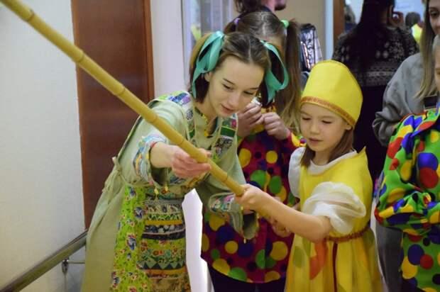 Мюзикл для детей пройдет в центре на улице Соловьиная Роща