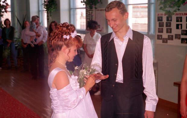 Фото с нашей деревенской свадьбы