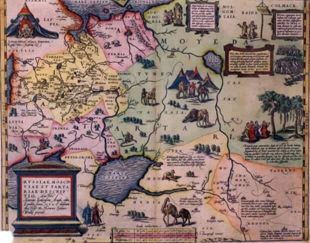 Из истории происхождения названия города Астрахань