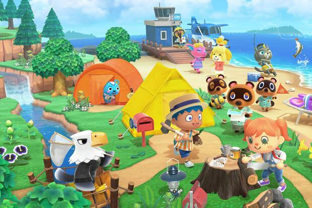 В Китае запретили продажу импортных копий Animal Crossing из-за протестов внутри игры