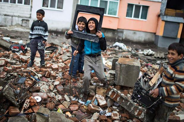 Получите вбубен: чем живет самое страшное вмире цыганское гетто