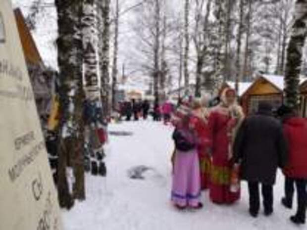 В Вологодском районе встретят зиму Введенской ярмаркой