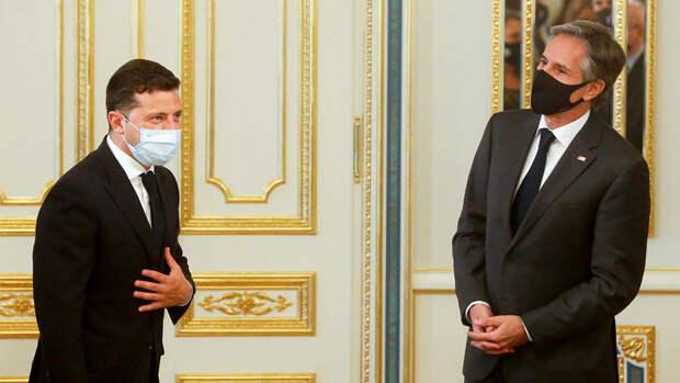 """СМИ: Блинкен и Нуланд возмутились решению Зеленского уволить главу """"Нафтогаза"""""""