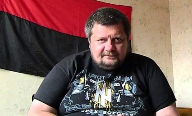 Украинские нацисты прорвались в Белоруссию