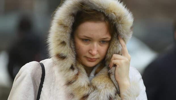 Порывы ветра в Московском регионе поднялись до 15 метров в секунду