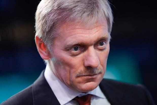 Песков: НАТО своей агрессией заставляет Россию активно выстраивать защиту