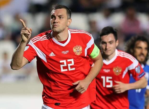 Андрей Червиченко: Все это глупость какая-то, на официальные матчи сборной Дзюбу надо звать