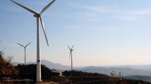 """Россия имеет больший потенциал в """"зеленой"""" энергетике, чем Европа"""