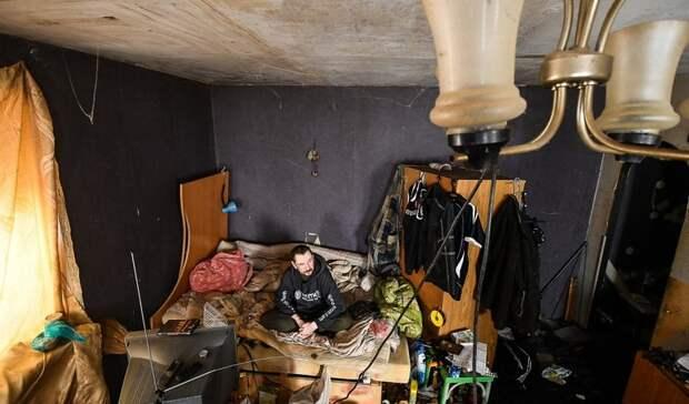1 млн задолжал экс-бизнесмен из Екатеринбурга и выживает без света и газа