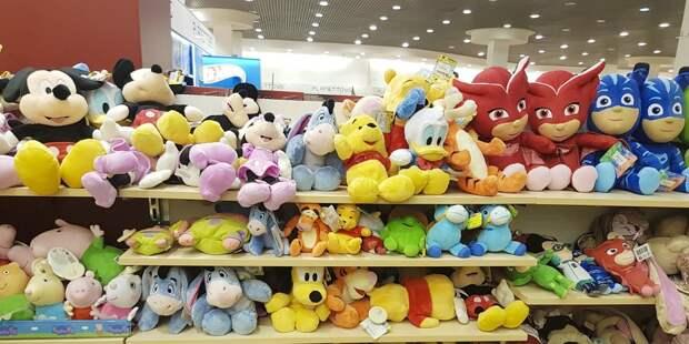 Госдума позаботится об игрушках?
