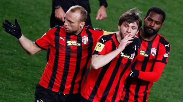 Шварц — о «Химках»: «При Черевченко команда играет великолепно, будет сложный матч»